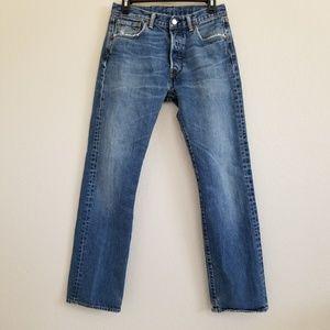 Levi's 501 Straight Jeans 30 X 30